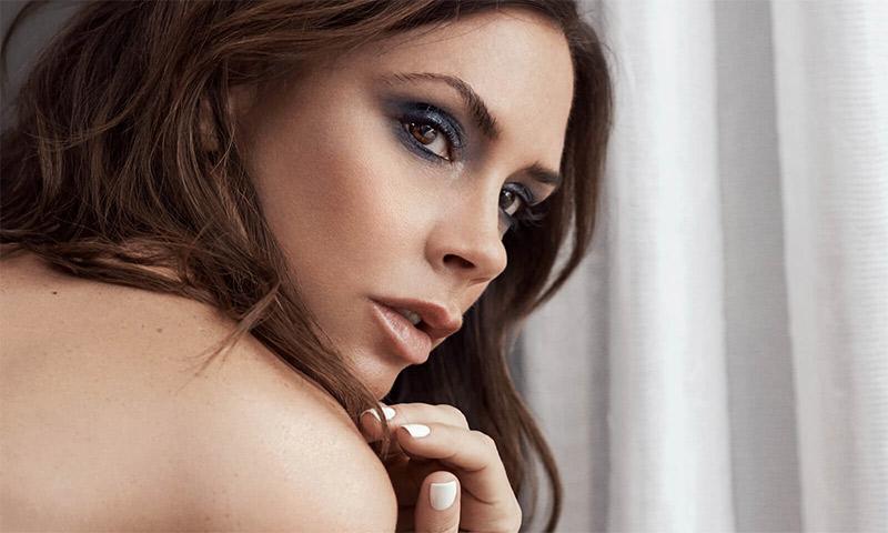 Victoria Beckham presenta a lo grande su nueva línea de cosméticos