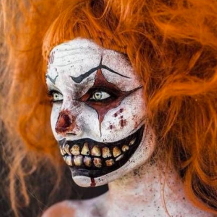 Pinterest Siete Maquillajes De Halloween Para Sacar Tu Lado Más