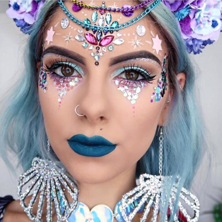 Apuesta Por Un Maquillaje Fantasia Para Un Halloween Diferente Foto 1