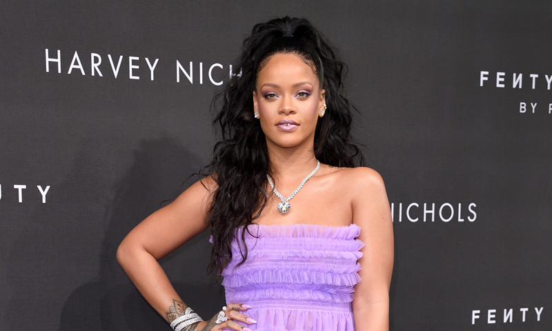 Rihanna lo confirma: Los semirrecogidos son para el otoño