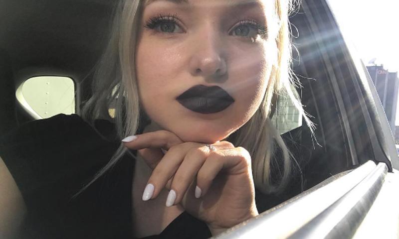 Dove Cameron te muestra las tendencias en maquillaje de labios que triunfarán este otoño