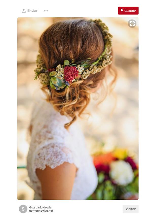 Siete Ideales Peinados Para Novias Para Combinar Con Tocados Foto