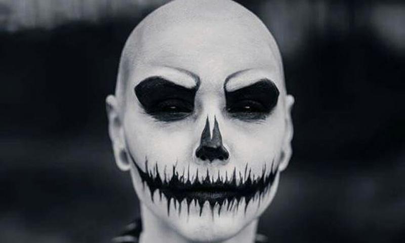 maquillajes de halloween para los amantes del cine de terror - Maquillajes De Halloween
