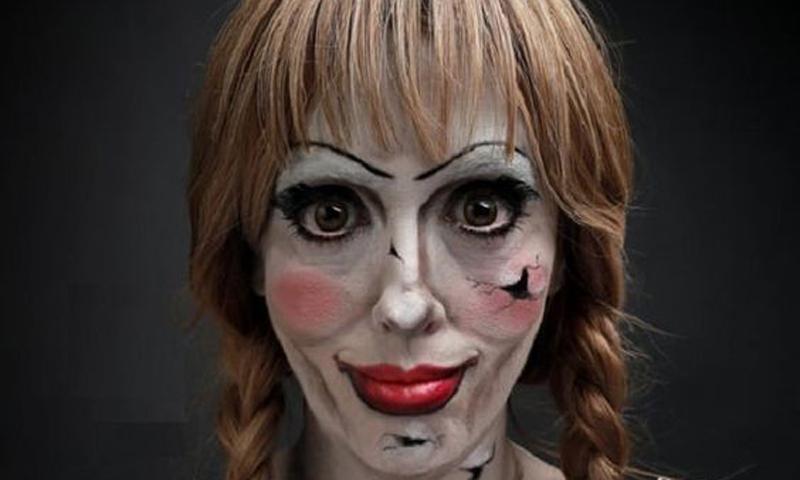 halloween tres maquillajes de personajes de cine de terror - Maquillaje Halloween