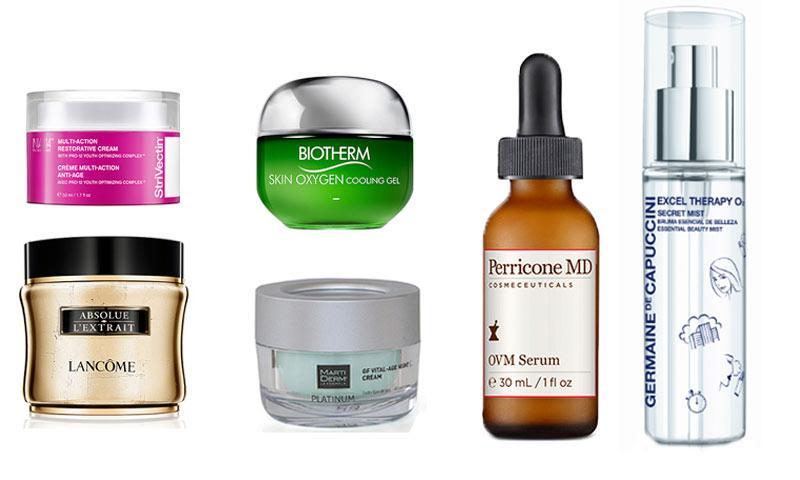 Tratamientos faciales para cuidar tu piel este otoño, ¿qué hay de nuevo?