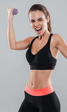 Ejercicios para tonificar brazos (y otras zonas que delatan tu edad)