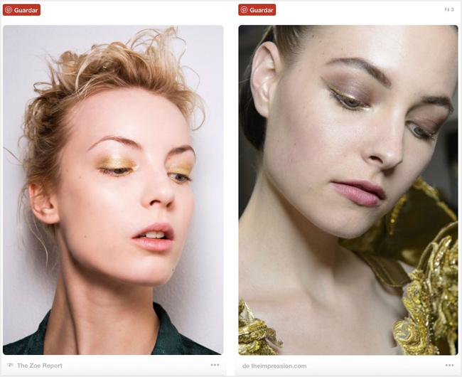 Esta es la tendencia en maquillaje ms buscada de la temporada segn