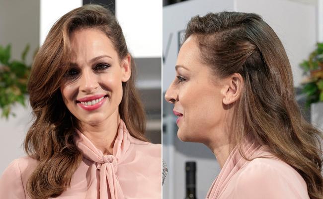 Cinco Peinados De Eva Gonzalez Para Melenas Largas - Peinados-de-melenas