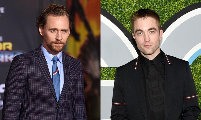 Tom Hiddleston o Robert Pattinson, ¿quién es el hombre más guapo del mundo?