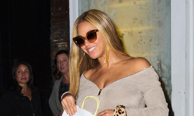 Beyoncé regresa a las redes presumiendo de silueta