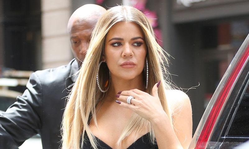 Khloé Kardashian revela cuánto peso ha perdido tras dar a luz