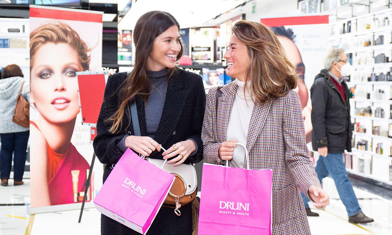 Druni aterriza en Madrid con una impresionante tienda que conquista a las expertas en moda y belleza