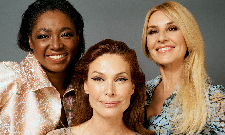 Estos son los 'looks' de belleza que unen a las mujeres de 20 y 50 años sobre la pasarela