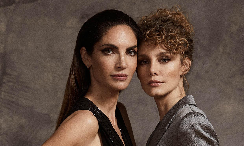 Hablamos con Esther Acebo y Eugenia Silva sobre el fondo de maquillaje que une a actrices y modelos