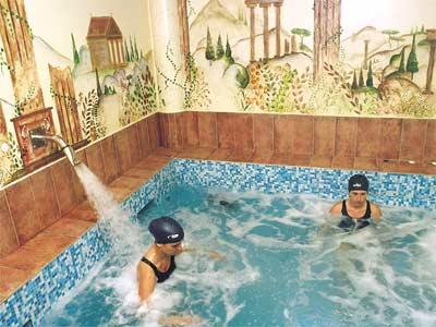 Aguas de vida 39 spa 39 urbano en el centro de barcelona - Spa aguas de barcelona ...