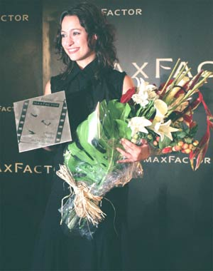 Natalia Verbeke, el rostro más bonito del cine español