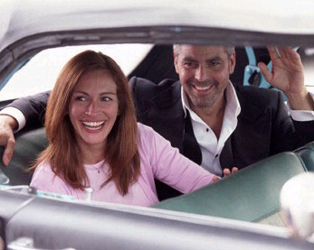 George Clooney y Julia Roberts, dueños de las sonrisas más bonitas del mundo