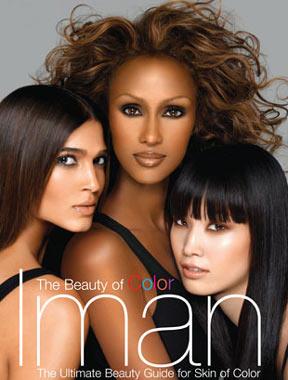Iman lanza una práctica guía de belleza multirracial