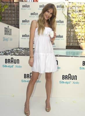 ¿Sabe cómo cuida sus piernas Helen Swedin?