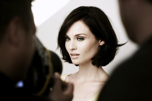 Kate Moss, Lily Cole y Sophie Ellis-Bextor: trío de ases para una firma cosmética