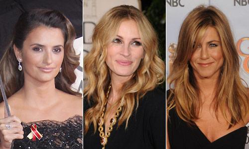 ¿Quieres ver los 'looks' de las actrices en los Globo de Oro?