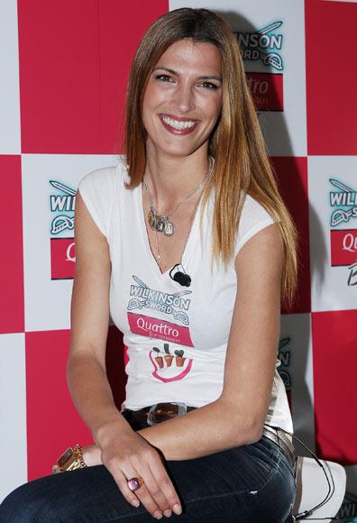 Laura Sánchez: 'El mejor truco de belleza, el más sano y barato, es reírse mucho'