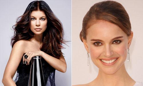 Natalie Portman y Fergie, dos nuevas 'famosas de anuncio'