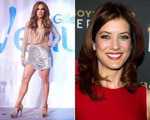 Jennifer López y Kate Walsh, dos actrices de anuncio