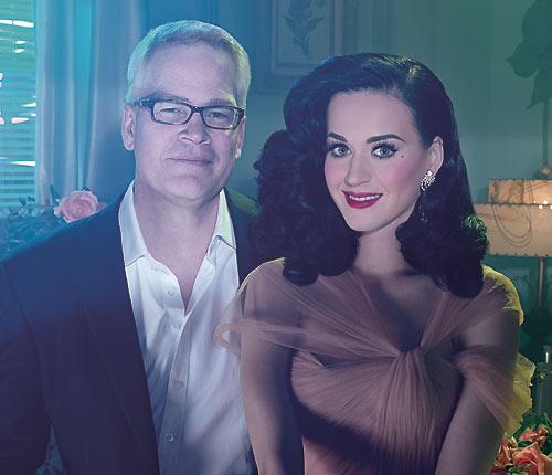 Katy Perry se apunta a las planchas