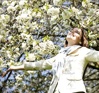 Da la bienvenida a la primavera ¡con tu mejor cara!