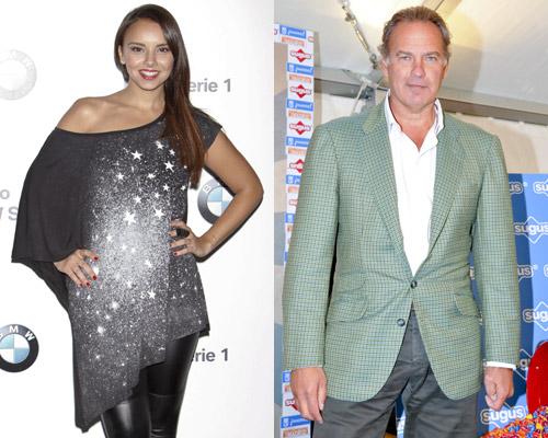 Chenoa y Bertín Osborne, elegidos los más atractivos de 2011