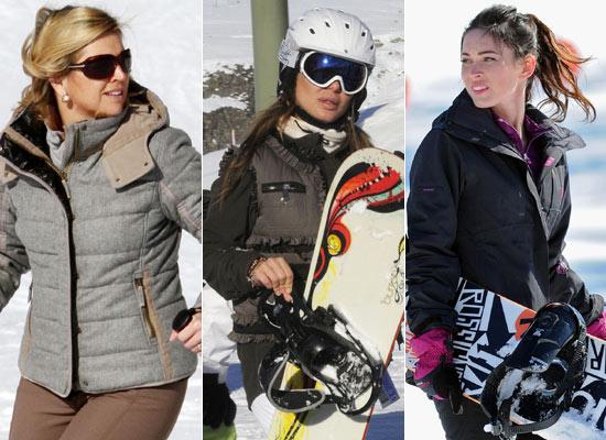 Tiempo de esquí: ¿Cómo tengo que cuidar mi cabello en la nieve?