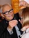 Fallece Vidal Sassoon, estilista de las estrellas