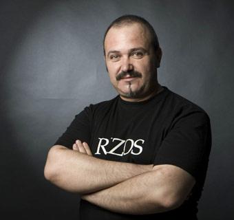 Manuel Rodríguez, director creativo de RIZOS, galardonado con el 'Oscar' de la peluquería