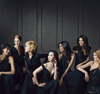 Unas embajadoras de lujo
