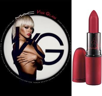 La imagen más sexy y solidaria de Rihanna para M.A.C