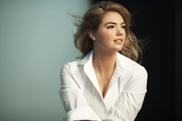 Kate Upton, una modelo de anuncio