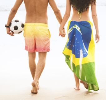 Mundial de Brasil: Ficha el 'top ten' para tu neceser 'beauty'