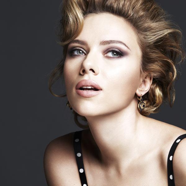 Scarlett Johansson, seducción en estado puro