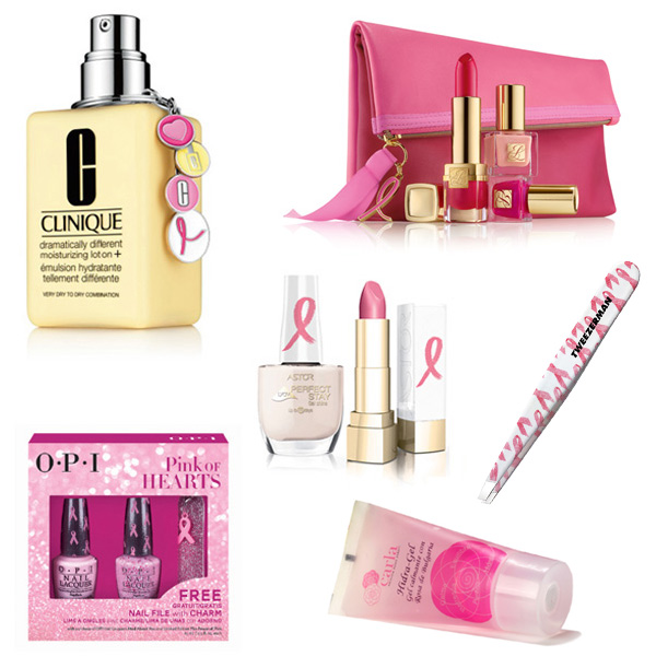 ¡Súmate a la 'cruzada rosa' contra el cáncer de mama!