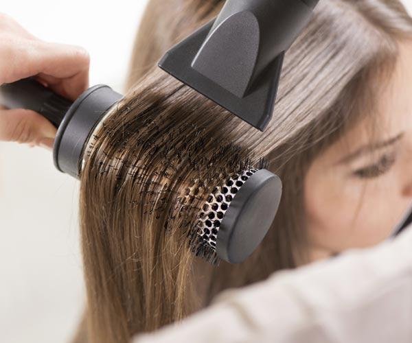 ¿Sabías que el cabello puede tener ampollas?
