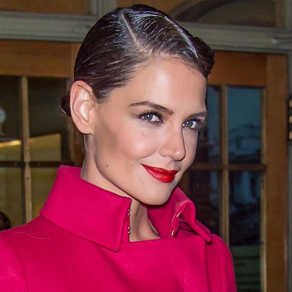 La 'nueva' Katie Holmes, en 10 'looks'