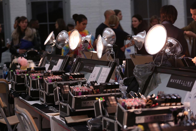 'Zoom beauty' en NYFW: todo lo que sucede en el 'backstage' antes de los desfiles