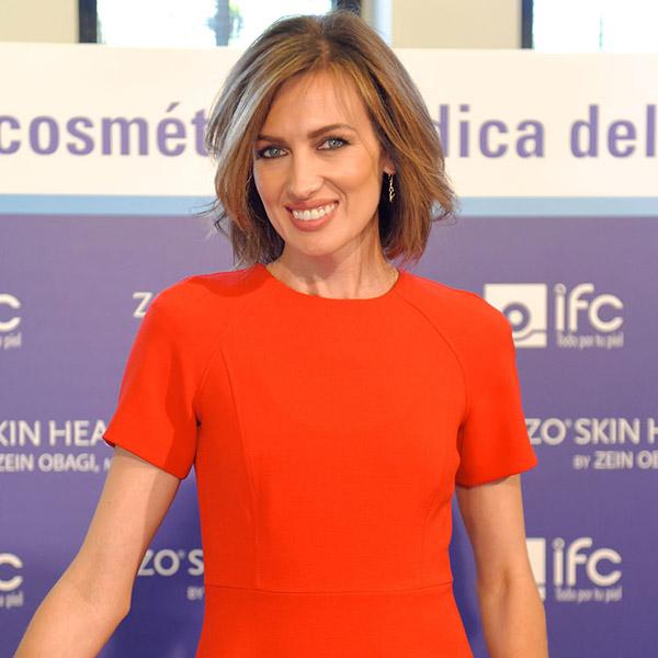 Nieves Álvarez: 'Siempre he sido muy perfeccionista y muy rigurosa a la hora de utilizar mis cremas'