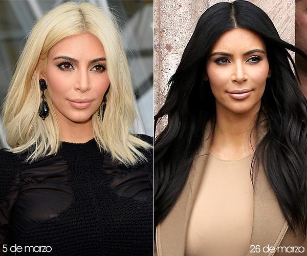 De morena a rubia: ¿cómo le afectan a tu pelo los cambios radicales de tono?