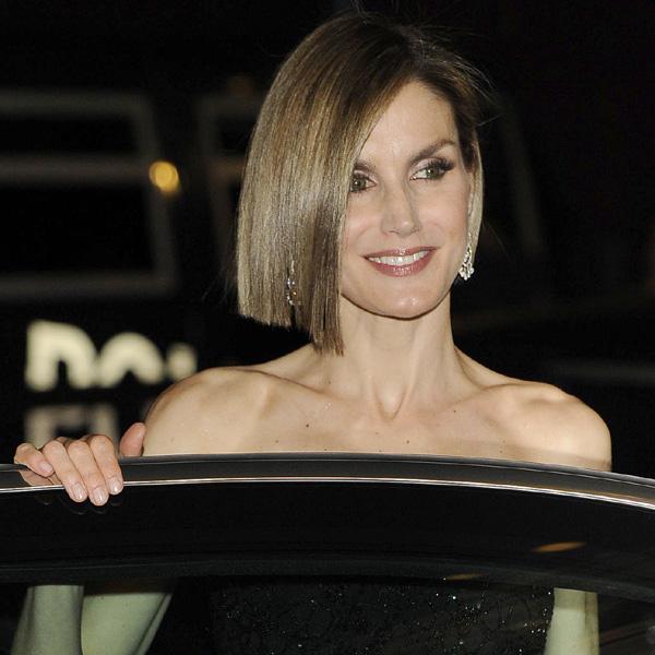 La reina Letizia estrena nuevo 'look'