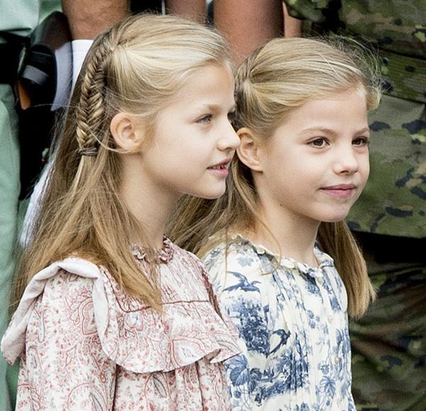 Especial Primera Comunion Ninas Peinadas Como Princesas - Peinados-nias-comunin