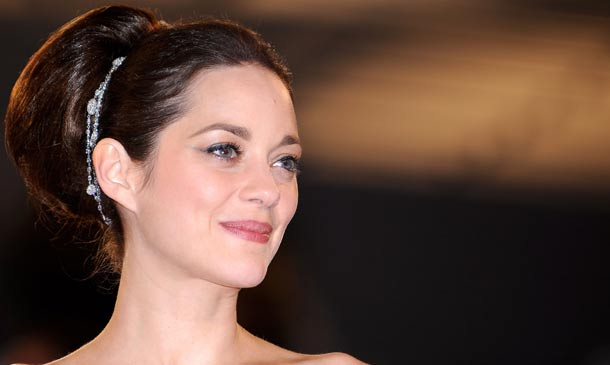 Marion Cotillard: 40 años en 40 'beauty looks'