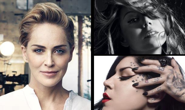 Sharon Stone, Mariah Carey y Kat Von D, tres nombres propios con novedades 'beauty'