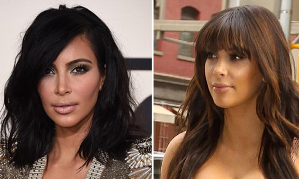 Kim Kardashian, 35 años en 35 'beauty looks'